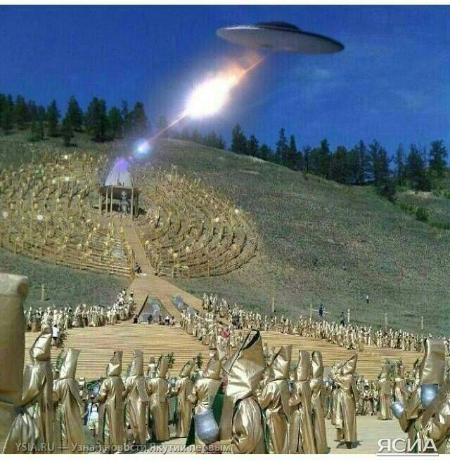Андрей Борисов прокомментировал «космические» фото с открытия ...